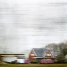 Lignes de fuite #1, photographie Lambda/Diasec, 100x58 cm, 5 limited edition