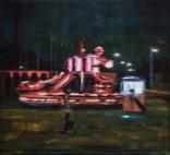 Plot series,The last mistake,110x98, oil on canvas