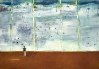 Luis, 60x80, oil on canvas