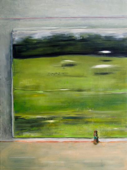 Ophelia, 120x85, oil on canvas