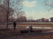 HOMO LUDENS, Petit Train à Vapeur, Bruxelles, lambda/diasec, 66x50 cm