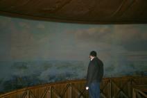 Natura naturata. Waterloo diorama. Lambda/diasecs, 100x67 cm