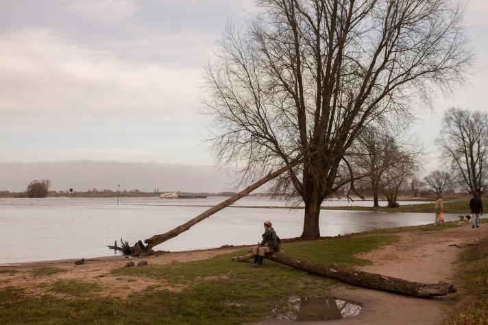6 SERIE LANDSCHAP, DE WAAL IV, FOTOGRAFÍA SOBRE PANEL DE MADERA, 100X67CM, 2016
